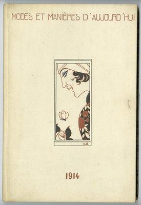 Cover of Modes et Manières d'Aujourd'hui 1914