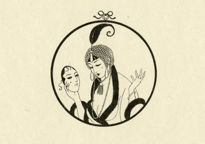 Illustration in Modes et Manières d'Aujourd'hui, 1914
