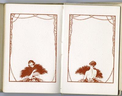 Pages of La Guirlande des Mois 1921