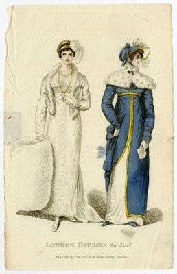 London Dresses for January