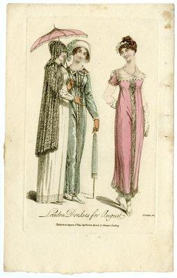 London Dresses for August