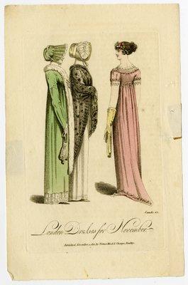 London Dresses for November