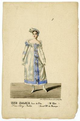 Une Dame Amie du Duc