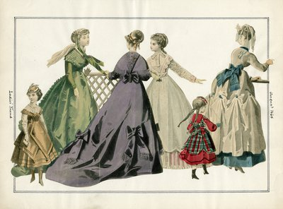 August Fashions for Women and Children
