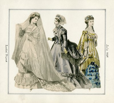 Two Women and Bride