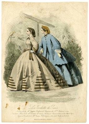 Two Women Observing Birds