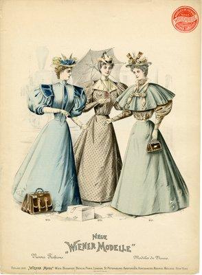 Three Women at the Train Station