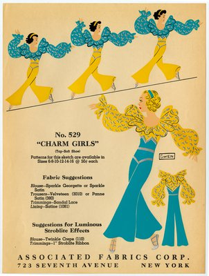 "No. 529 ""Charm Girls"""