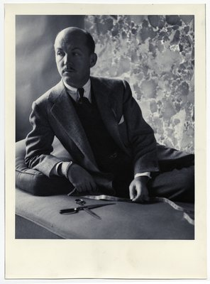 Portrait of Joseph Whitehead, November 1949
