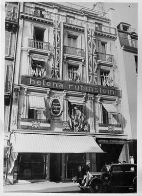 Helena Rubinstein building in Paris