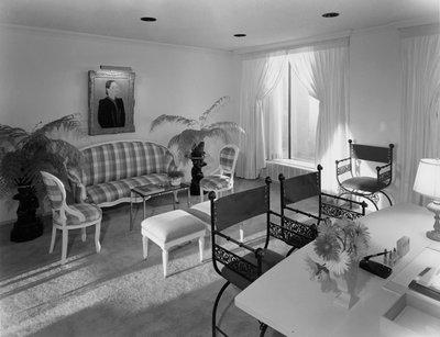 Helena Rubinstein's executive office in General Motors Building