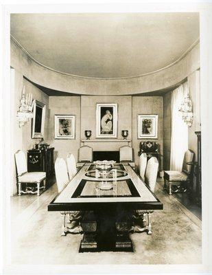 Rubinstein's Paris apartment