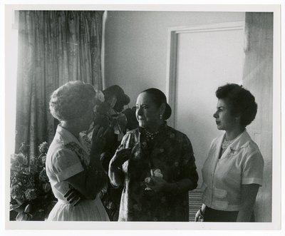 Helena Rubinstein in Puerto Rico