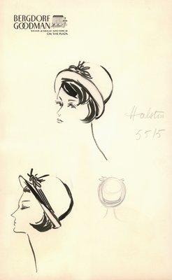 Halston derby