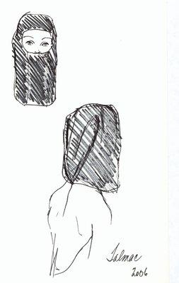 Halston space hood