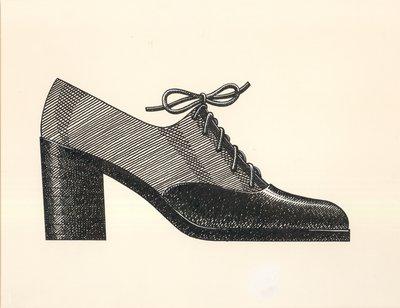 Jerry Miller spectator shoe