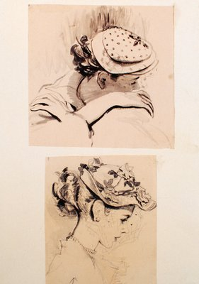 Veiled Hats