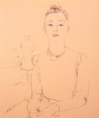Portrait of Cathy Hardwick