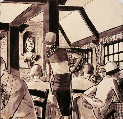 Country Inn Dining Scene