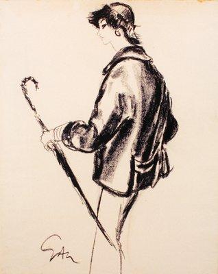 John L. Morris Jacket