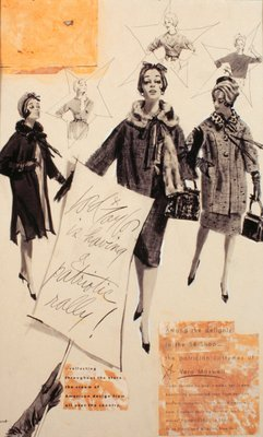 Lord & Taylor Advertisement: Vera Maxwell Coats