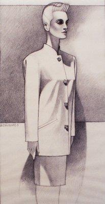 Charlotte Neuville Suit