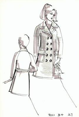 Nina Ricci  coat