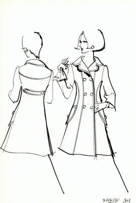 Alberto Fabiani coat