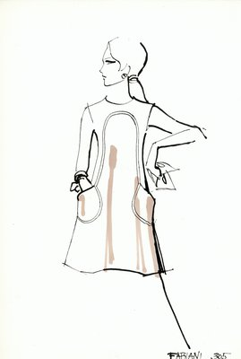 Alberto Fabiani day dress
